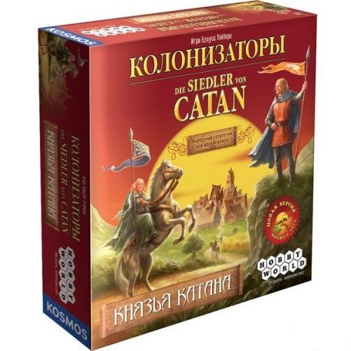 """Игра """"Колонизаторы"""": правила и стратегии победы"""