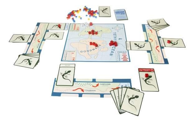 Настольная игра «Эволюция»: создай жизнеспособную популяцию
