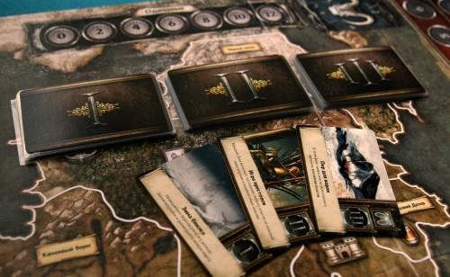 Настольная игра «Игра Престолов»: захватить Трон любой ценой