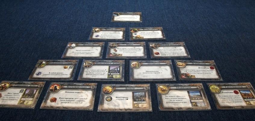 """Настольная игра """"Цивилизация"""": построить империю, которая выдержит испытание временем"""