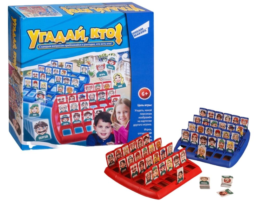 """Игра """"Угадай кто?"""" - тренировка логического мышления для самых маленьких"""