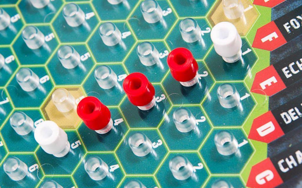 Настольная игра «Морской бой»: разгроми флот противника