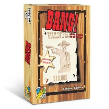 Настольная игра «Бэнг!» - шериф на здании!