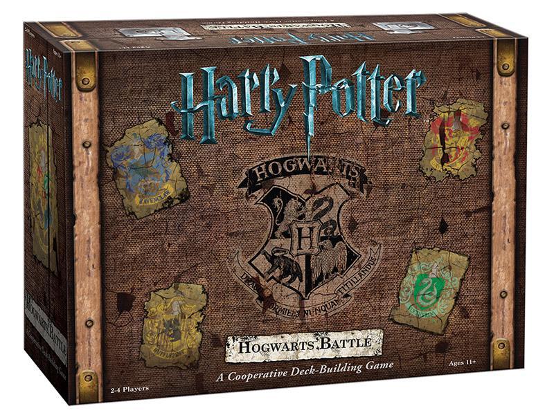 Настольная игра Гарри Поттер: защитить магический мир от сил зла