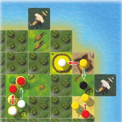 Настольная игра «Шакал» – 15 человек на сундук мертвеца, или как увести пиастры у врагов