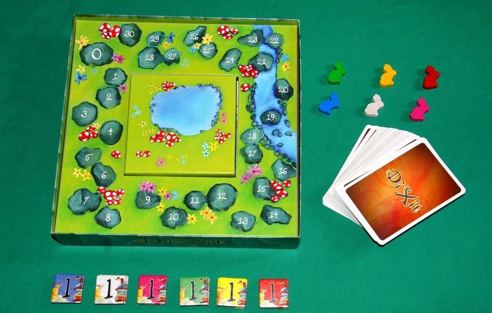 Настольная игра «Диксит»: как весело развивать воображение
