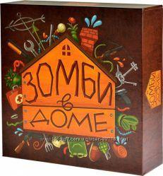 Настольная игра «Зомби в доме»: успей спастись или присоединись к монстрам