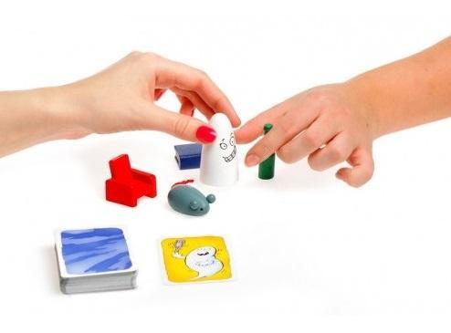 Настольная игра «Барабашка»: думать быстро, хватать правильно