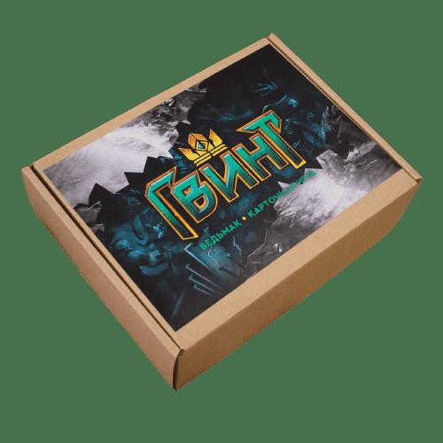 Карточная настольная игра «Гвинт: Ведьмак 3» - оригинальное развлечение для фанатов и не только