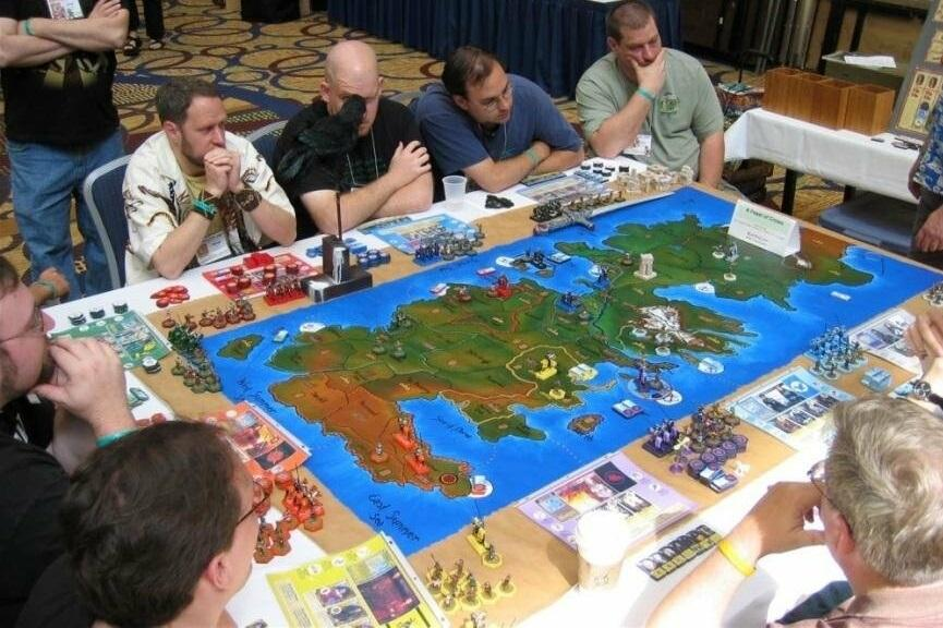 Классификация настольных игр: 12 разновидностей
